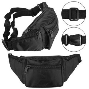Customized hydration belt for running nurse waist bag