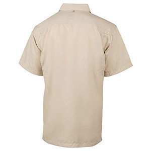 Customized Summer Wear Casual Fishing Shirts