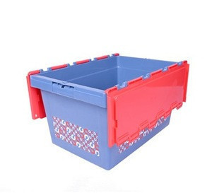 Different Size Durable Mesh Folding Plastic Crate 006