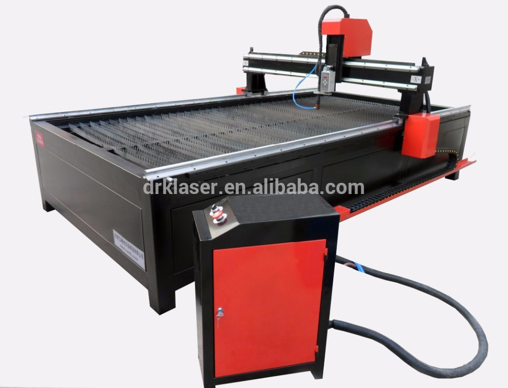 DRK1325 Cheap plasma cutter Sheet Metal Cutting Machine CNC Plasma Cutting Machine