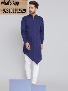 Fashion clothing indian fancy kurta pakistani salwar kameez men embroidered cheap price new designs