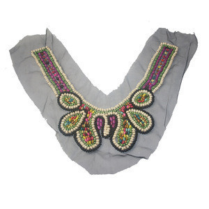Fashion handmade colorful beads accessories for women neck BK-CL534