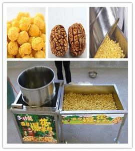 Good quality pop rice snack machine for sale