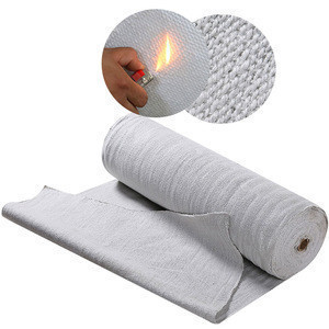 High temperature resistance low thermal conductivity ceramic fiber cloth gasket tape roll insulation blanket etc