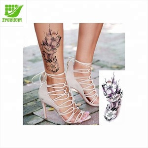 Hot Safe Waterproof Body Temporary Tattoo Sticker