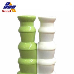 Hot sale chocolate fondue machine/for wedding commercial/home chocolate fountain 2 towers factory price