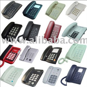Hot selling analog telephone for home and hotel