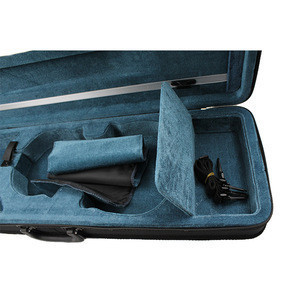 Hot selling violin hard case instrument music bag customized Made In China Low Price