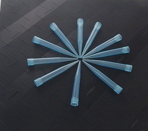 Laboratory consumable PP material 1000ul blue pipette tips