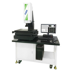 Laser Distance Length Width Displacement Video Measuring Instrument