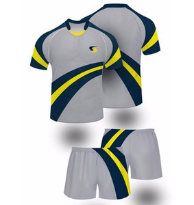 Mens Rugby football jerseys Football Wear / wholesale rugby uniform kits / custom cheap rugby shirts for sale