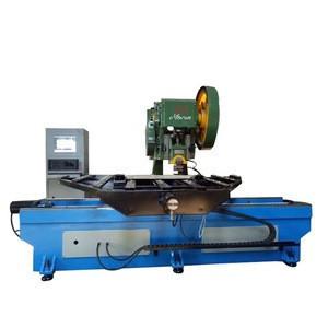 Metal Sheet Steel Hole Punching Machine Mechanical Deep-Throat Power Press Machine
