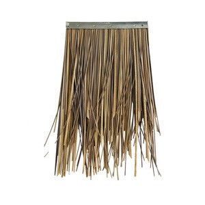 New arrival building materials artificial synthetic thatch gazebo roof decoration