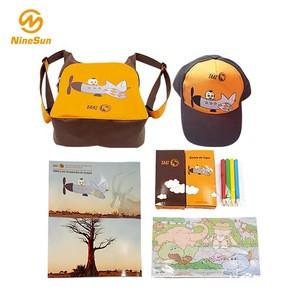 New Arrival Hot Selling Kids Amenity Kit Customized Children Travel Kit for Airlines