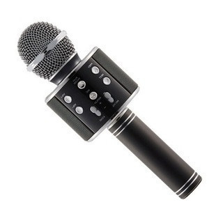 New developed private model studio recording charger speaker handheld mini microphone