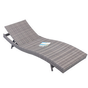 New style outdoor rattan hanging lounger furniture for outdoor