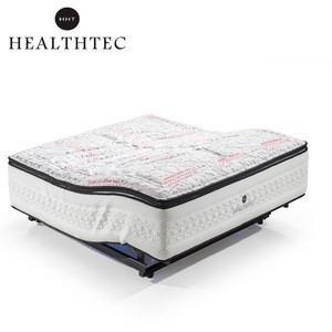 Orginal Okin motor twin size electric inflatable massage adjustable air mattress manufacturer
