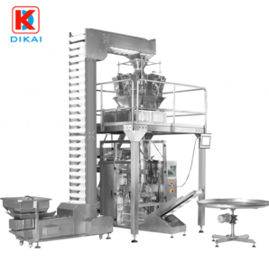 Potato Chips, Banana Chips Flavor Pouch Automatic Vertical Packing Machine