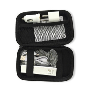 Power bank Travel Kit power bank +car charger+travel charger Universal travel charge gift kit for mobile phone