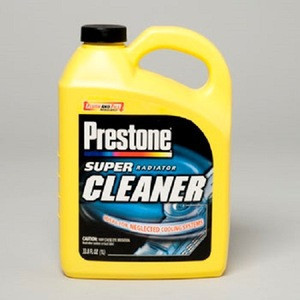 PRESTONE SUPER RADIATOR CLEANER 33.8 OZ #65539