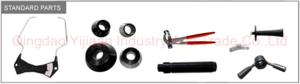 QTWB942 portable auto car repair shop bus tyre wheel balancer machine for sale