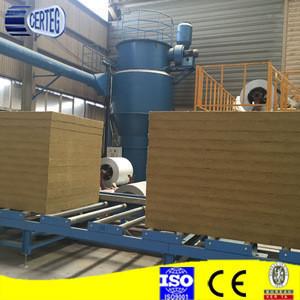 Rockwool Nonmetal Panel Heat Insulation high density rock wool board
