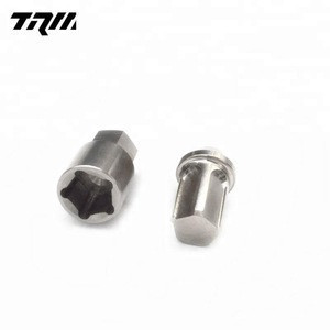 Selling hot racing car parts titanium lug nut M12 wheel nuts