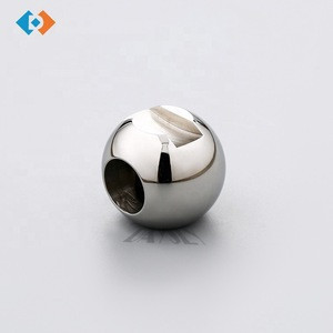 Stainless steel 304 316 valve floating ball valve parts