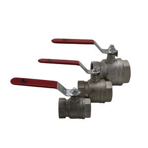 Taizhou manufacturer faucet small 1 inch brass ball valves
