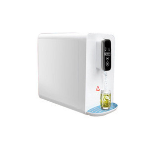 Water Purifier Home Desktop Heating Free Installation Straight Drink  Pure Water Machine Tap Water Filter Drinking Machine