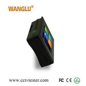 Wrist 4 inch cctv tester CVI TVI AHD IP Analog cctv camera tester cctv accessories