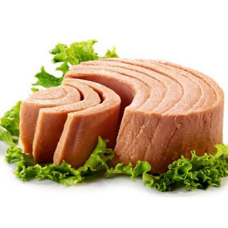 Canned light tuna