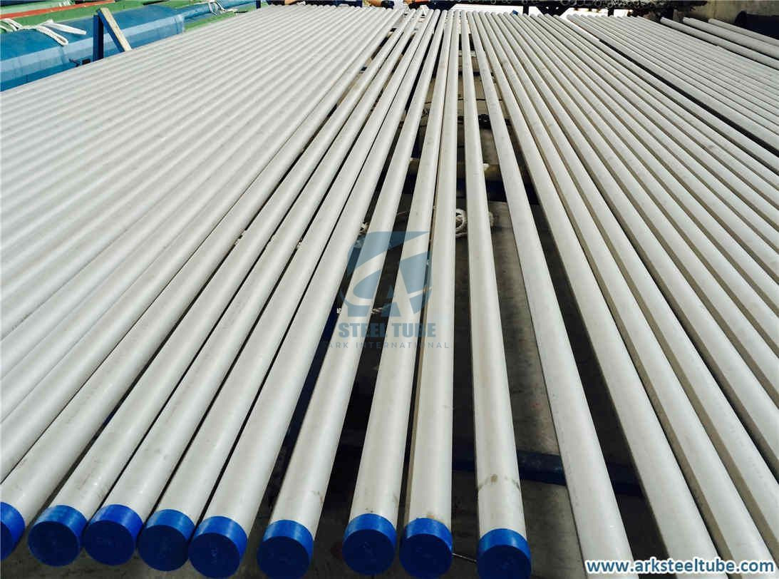 ASTM A312 Seamless Boiler Pipe Stainless Steel Austentic Pipes
