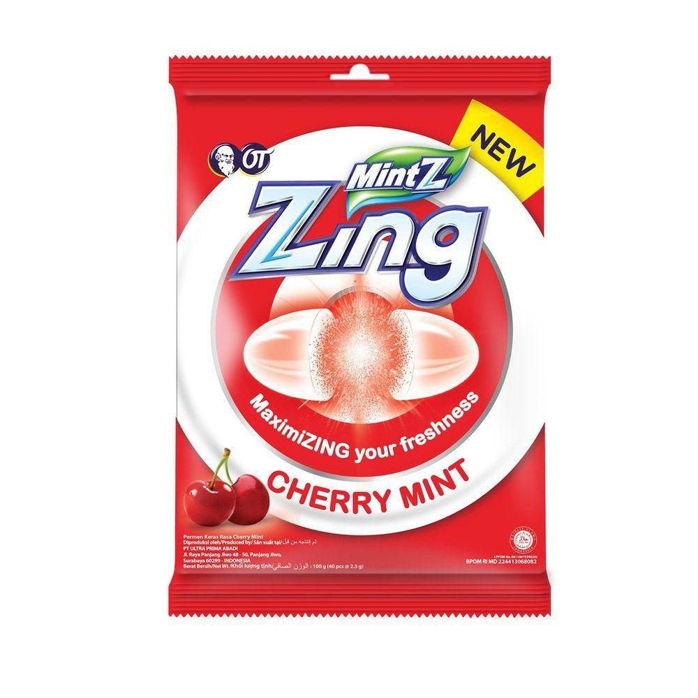 Mintz Zing Hard Candy