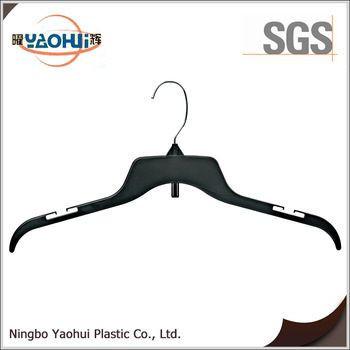 3434 plastic hanger manufacturer metal hook hanger plastic clothes hanger