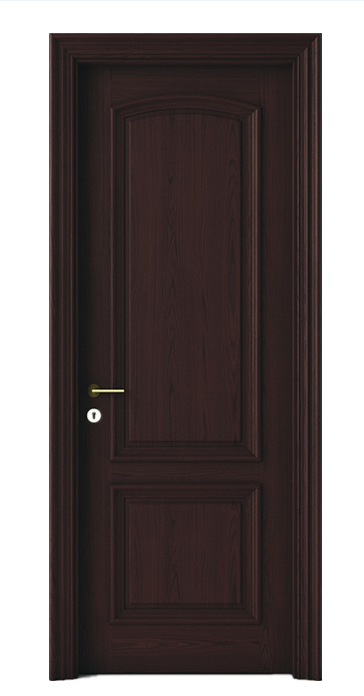 Latest modern style House Living Room  solid wood door