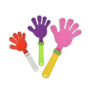 Custom Clapping Hands Noise Maker with logo imprint