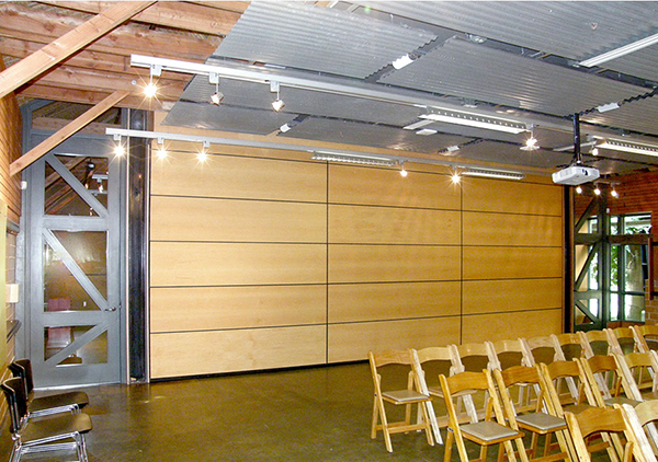 Electric Folding Partition Walls fully automatic