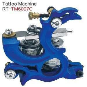 Dragon design permanent tattoo machine & gun