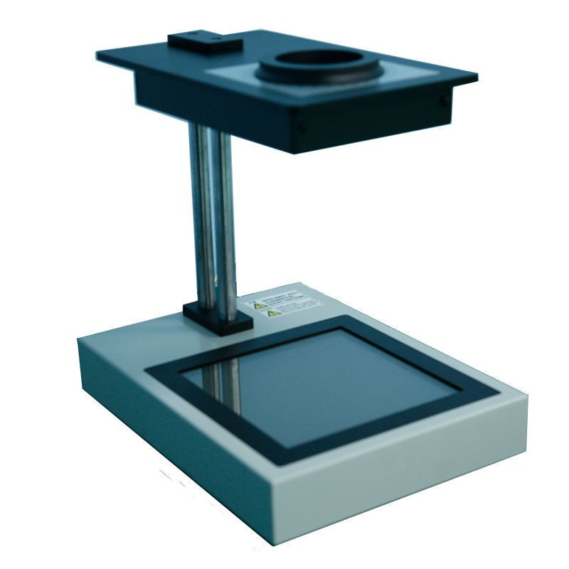 Easy-operated Precise Polariscope to Measure Quartz and Glass Stress