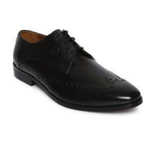 Full Grain Black Leather Shoes