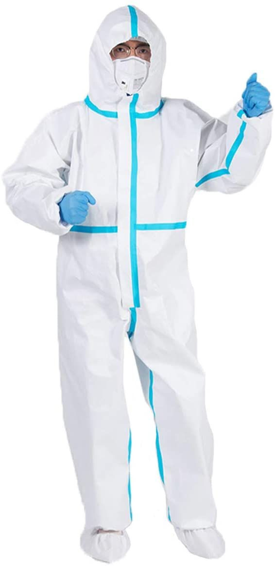 Disposable Waterproof Protective Coverall Medical Clothing Isolation Gown with CE and FDA registiration Surgical Gown