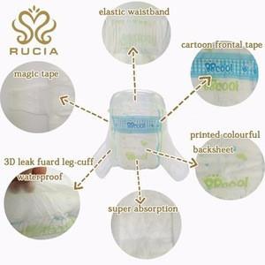 100% Cotton Cartoon Printed Adjustable New Baby Cloth Diaper/Nappies