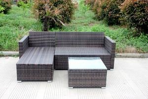 3pcs hot selling  garden sofa