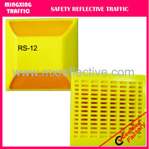ABS plastic reflector road stud