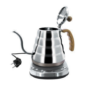 Ajustable temperature control easy 110v 220v unique stainless 1.2 liter electric kettle