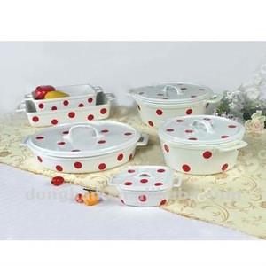 Ceramic bakeware set wholesale