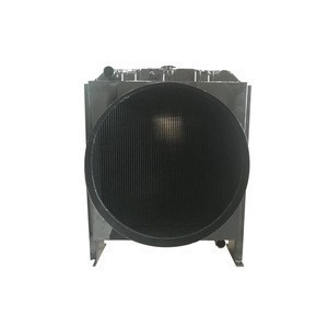 Complete Radiator Set for Heavy Vehicles Auto Parts Customized Size OEM ODE FOB Factory Price Thailand Made to Order