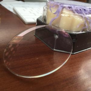 CR39 1.56 single vision eyewear lens ophthalmic lenses