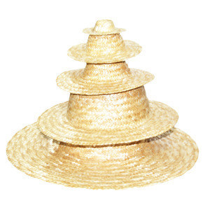 CU2238 Customized DIY kids and adult cap and hat , straw hat